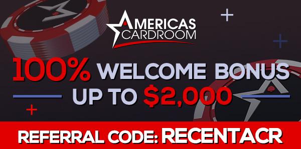 Americas CardRoom Bonus Code