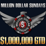 Two More $1,000,000 GTD tourneys coming Sunday as BOSS continues today