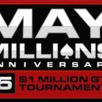 ACR May Millions Poker Tournaments